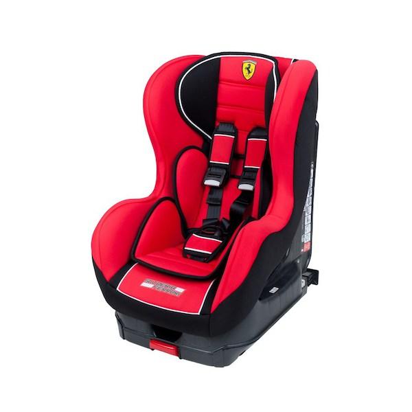 Autosedačka Cosmo Sp Isofix Corsa Ferrari Red, Červená