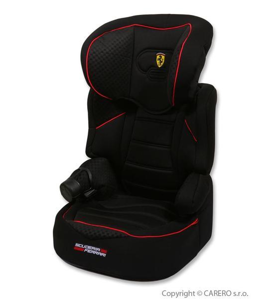 Autosedačka Nania Befix Sp Ferrari Black 2016, černá