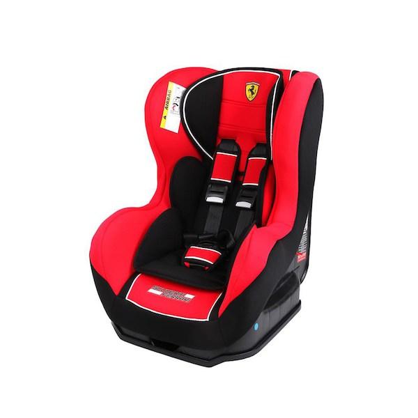 Autosedačka Nania Cosmo Sp Corsa Ferrari 2015, Červená