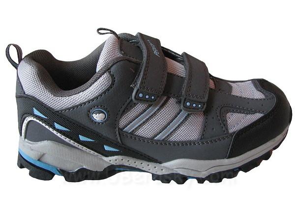 Chlapecké botasky, vel. 33, šedá