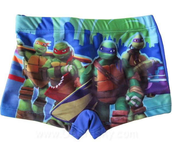 Chlapecké plavky Turtles (910-259), vel. 104, Modrá