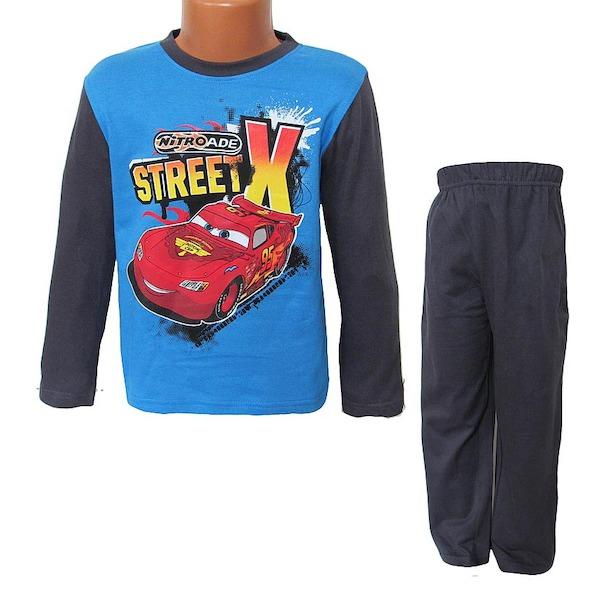 Chlapecké pyžamo Cars (HO2061), vel. 98, Modrá