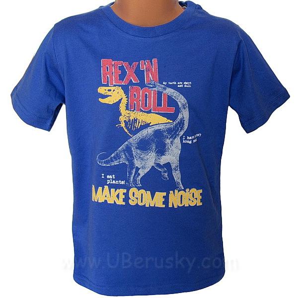 Chlapecké triko Wolf (S2603), vel. 146, Modrá
