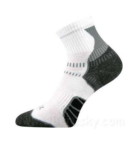 Cyklo ponožky Falco Voxx, vel. 39-42, Bílá