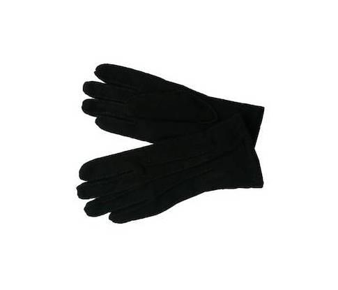 Dámské rukavice z broušené kůže Rikin, vel. vel. 8, černá