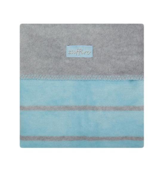 Dětská bavlněná deka Womar 75x100, Modrá