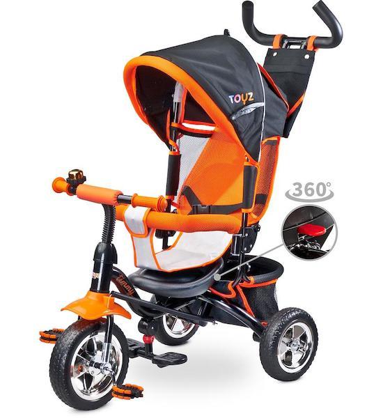 Dětská tříkolka Toyz Timmy orange 2017, oranžová