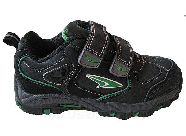 Dětské botasky SPRANDI Hopper, vel. 33, černá