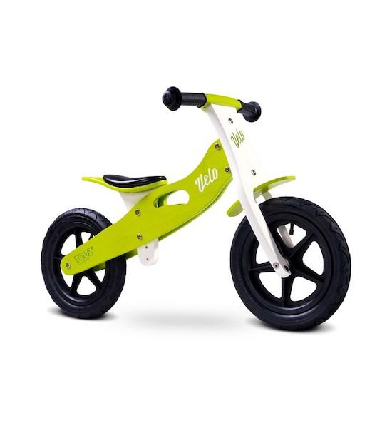 Dětské odrážedlo kolo Toyz Velo blue, Zelená