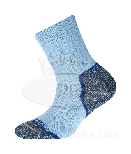 Dětské ponožky Frodo Voxx (BO105), vel. 35-38, sv. modrá