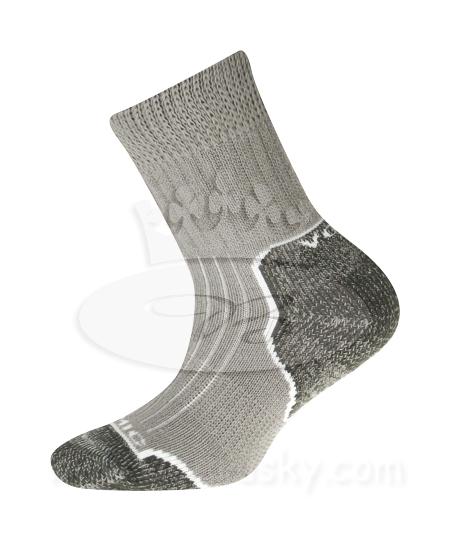 Dětské ponožky Frodo Voxx (BO105), vel. 35-38, šedá