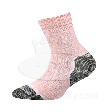 Dětské ponožky Frodo Voxx (BO105a), vel. 35-38, Růžová