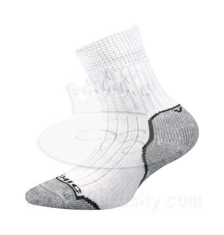 Dětské ponožky Frodo Voxx (BO105a), vel. 35-38, Bílá