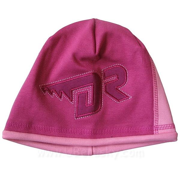 Dívčí čepice (DR), vel. 104, Růžová