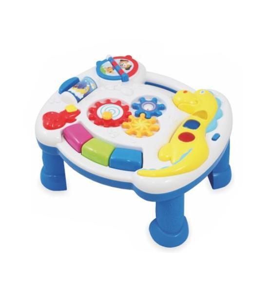Edukační stolek Baby Mix dino, Dle obrázku