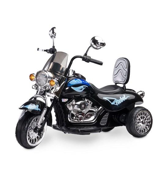 Elektrická motorka Toyz Rebel black, černá