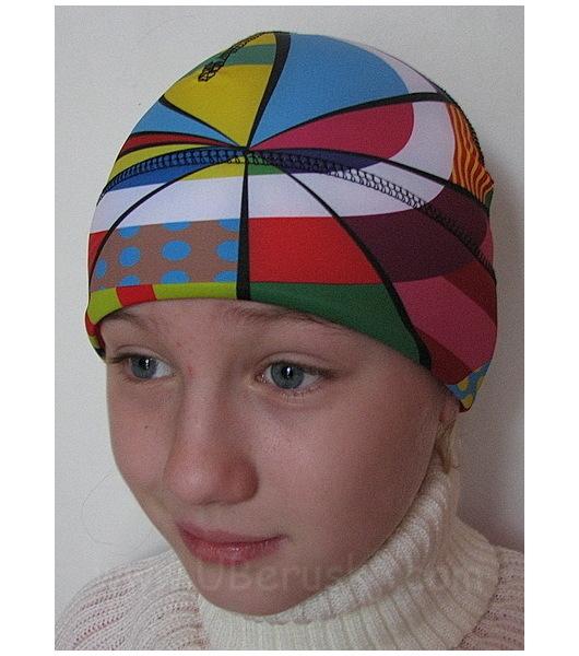 Funkční čepice zimní (FZ1006), vel. 104-116, barevná