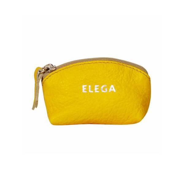 Klíčenka Elega Mobi žlutá