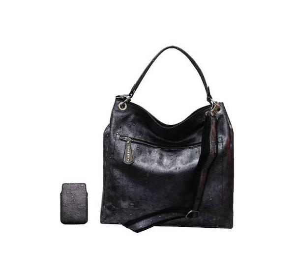 Velká taška Elega Donna šedá