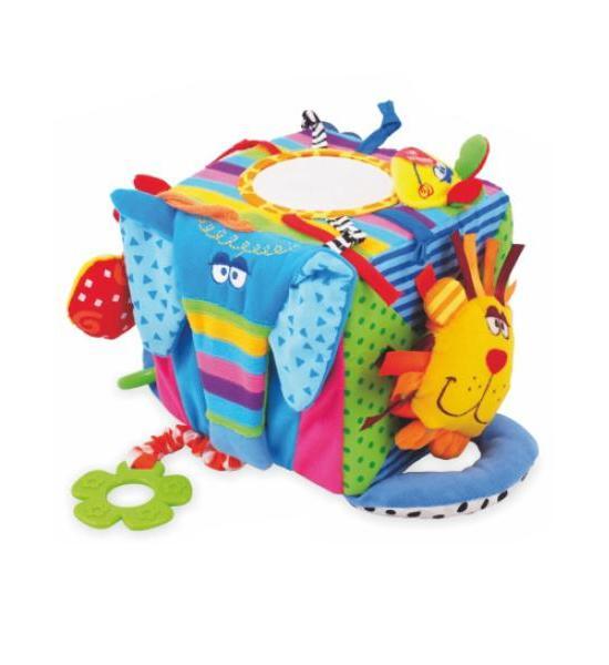 Interaktivní hračka Baby Mix kostka, Dle obrázku