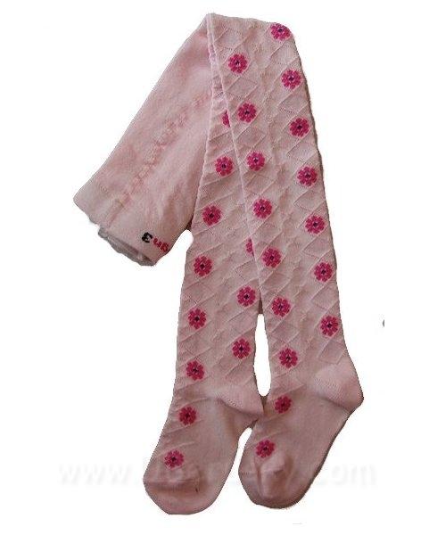 Jarní punčocháče (DEPU 16), vel. 80-86, sv. růžová