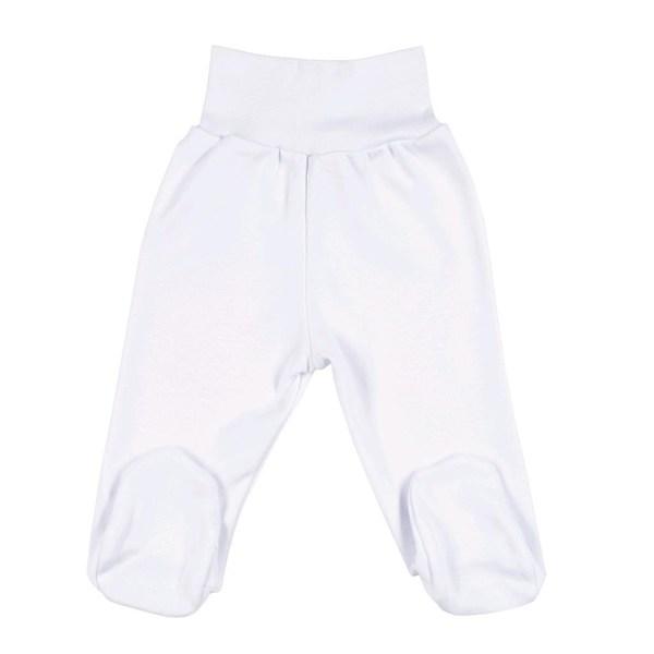 Kojenecké polodupačky New Baby bílé, vel. 86 (12-18m), Bílá
