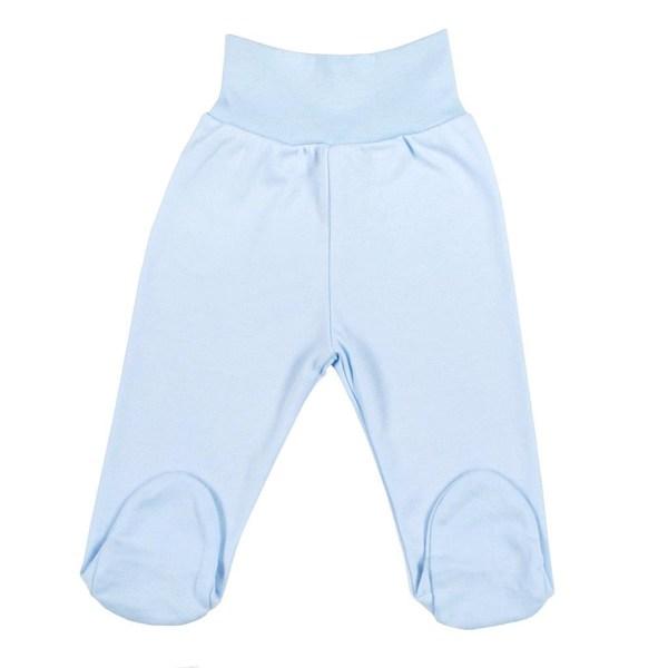 Kojenecké polodupačky New Baby bílé, vel. 86 (12-18m), Modrá