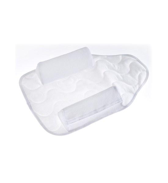 Kojenecký polštář - 2 klíny Sensillo 53x38, Bílá