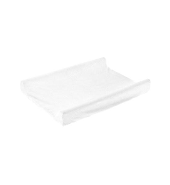 Návlek na přebalovací podložku Sensillo 50x70 fialový, Bílá