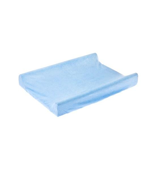 Návlek na přebalovací podložku Sensillo 50x70 fialový, Modrá