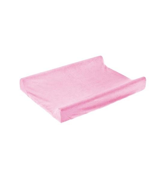 Návlek na přebalovací podložku Sensillo 50x70 fialový, světle růžová