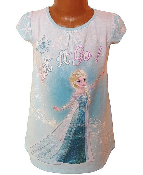 Noční košile Frozen (Ep2015), vel. 104, sv. modrá