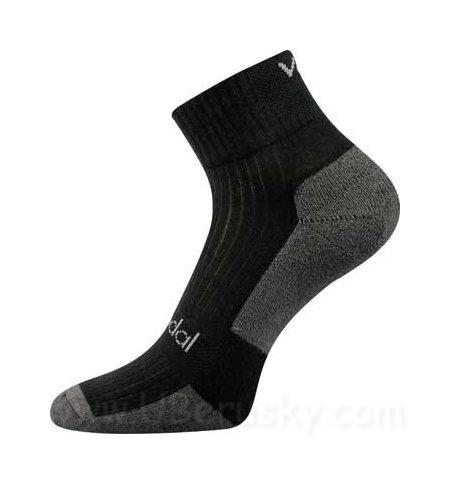 Ponožky Morfeus Voxx, vel. 43-46, černá