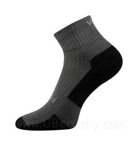 Ponožky Morfeus Voxx tmavě šedá