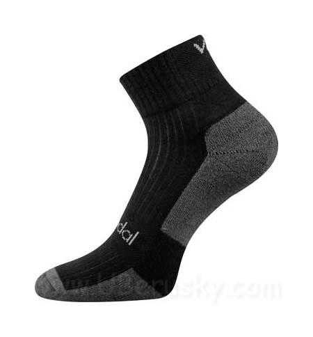 Ponožky Morfeus Voxx, vel. 39-42, černá