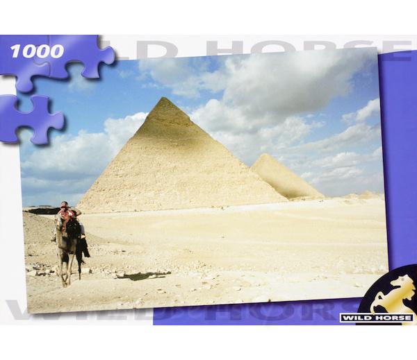 Wild Horse Puzzle Egypt 1000 dílků