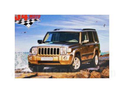 Castorland Puzzle Jeep Commander 1000 dílků