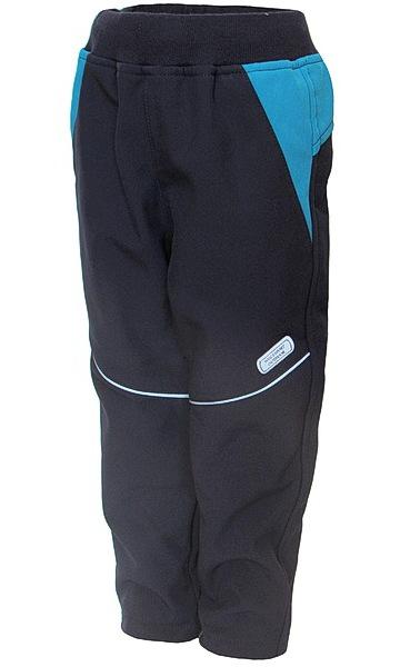 Softshellové kalhoty Wolf (B2683), vel. 86, tm. modrá