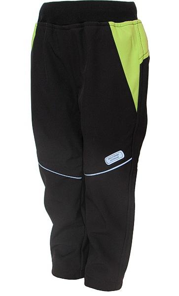 Softshellové kalhoty Wolf (B2683), vel. 86, černá