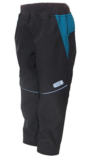 Softshellové kalhoty Wolf (B2683), vel. 110, šedá