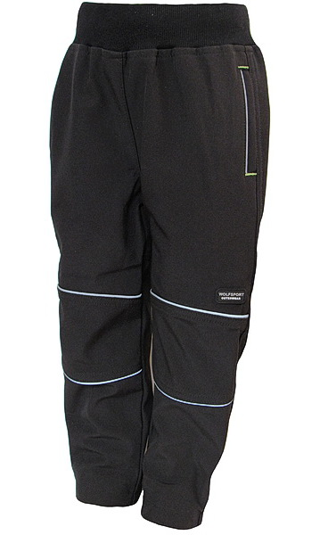 Softshellové kalhoty Wolf (B2783), vel. 92, černá