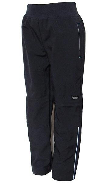 Softshellové kalhoty Wolf (B2784), vel. 146, černá