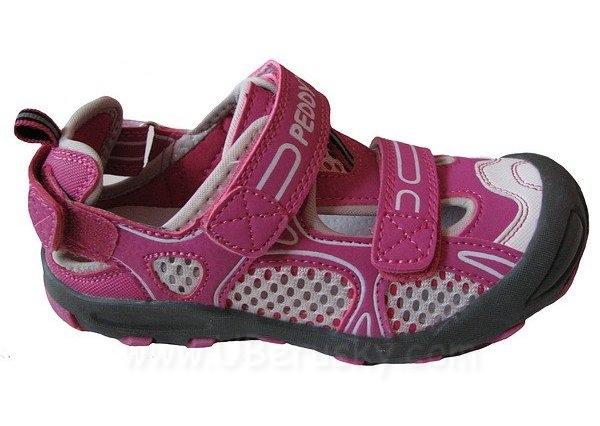 Sportovní sandále, vel. 32, Růžová