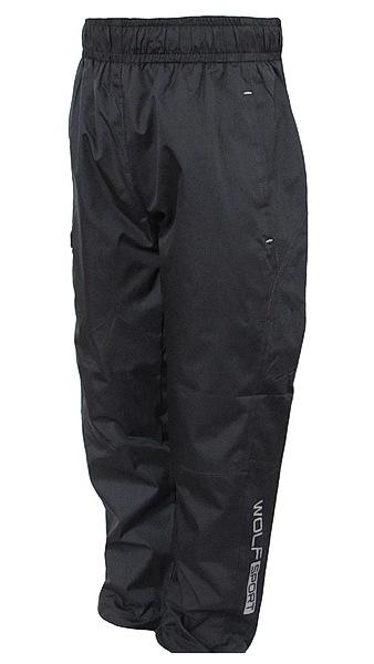 Šusťákové kalhoty Wolf (T2751), vel. 116, šedá