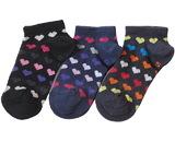 Dětské kotníkové ponožky 3 páry (DEKO51) c8831baa56