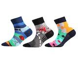 Ponožky Boma 3 páry (Zoo16) 467d26dafc