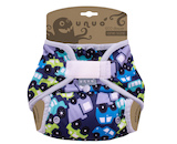 unuo Svrchní plena, Barevná autíčka, lemovaná fleecem (Diapers covers with fleece) Křidélka (Wings): ANO (Yes)