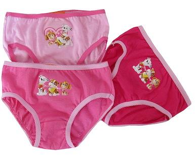 3x dívčí kalhotky Paw Tlapková Patrola (731-236) e3371d27df